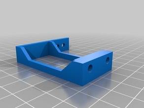 Y endstop holder for prusa i3 graber