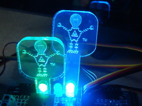 LED Light Guide