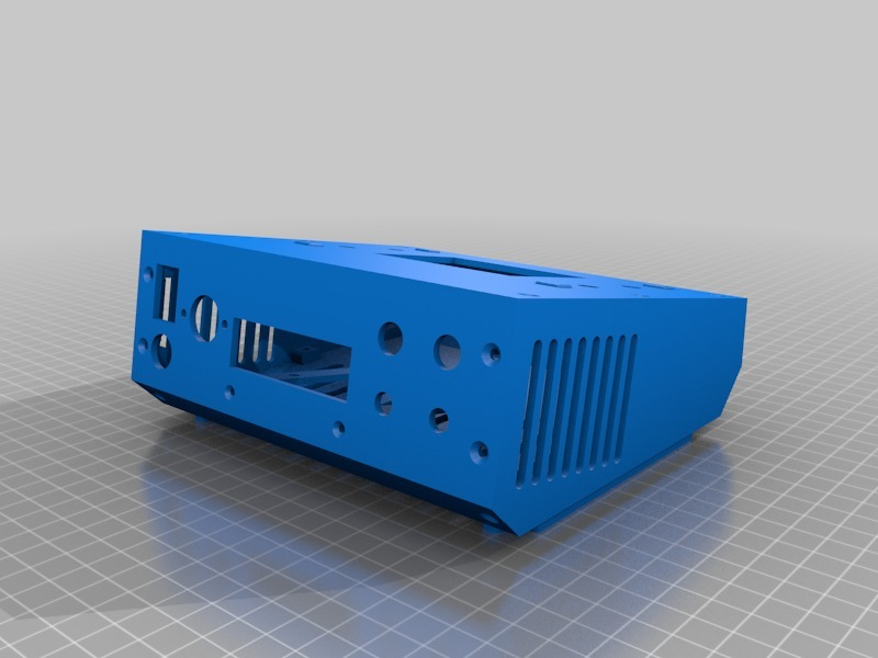 Zynthian Case by Axeman72 - Thingiverse