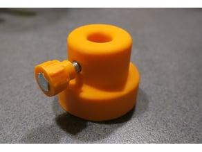 Pen holder for CNC (43mm spindle)