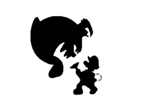 Luigi Stencil