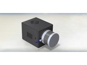 Mini PC BOX with LiDAR