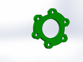 Vex Wheel to AM Pulley adapter