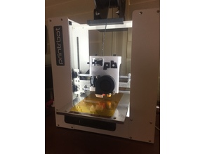 Printrbot Play Extruder Shroud