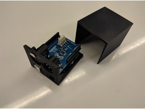 Arduino UNO DMX Shield Case