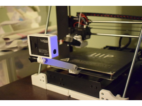 Wanhao Duplicator i3 Y-Bed GoPro Mount