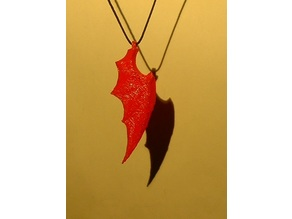 Dragonwing Pendant (2)
