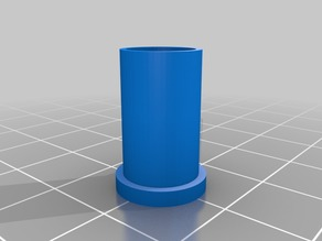 Anet A8 Guide Rod Caps