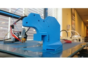 Creality CR10 Direct extruder mount