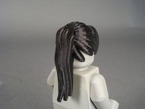 Sporty Long Hair