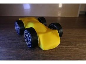 formula flip car, version 2