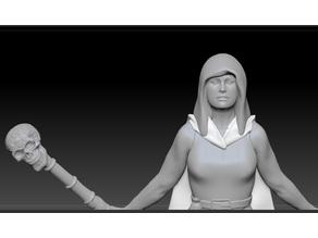 Necro Caster Female (updated)