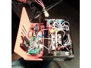 Ramps 1.4 Raspberry Pi 3 Case V2