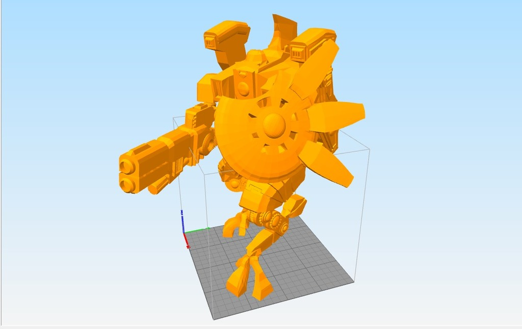 RIptide T A U by Rambus101 - Thingiverse