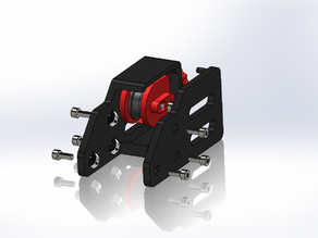 Y-axis belt tensioner Tevo Tarantula
