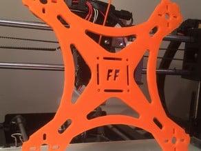 """TMS Freeform184 5"""" Racing Quadcopter Frame"""