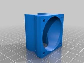 Reach 3D fan duct