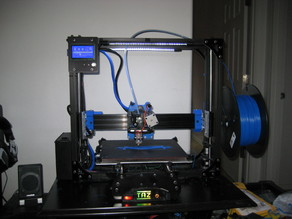 Openbuilds v-slot X axis for Lulzbot TAZ 4 or 5 printers or the AO-10X ballscrew modification