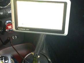 GPS / Smartphone Cup Holder Car Mount System