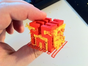 SF Profile for Support using Alternate Extruder
