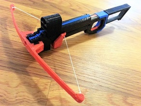 Buttstock, Scope For Repeating Mini Crossbow