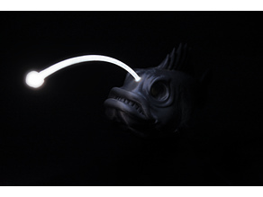 Anglerfish USB lamp