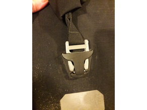 Ortlieb pannier clip replacement