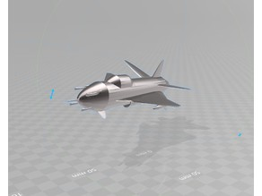 OMEGA the Jet fighter
