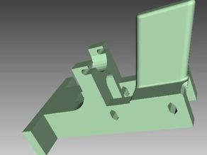 Scan-a-Rama Scanner Holder assembly