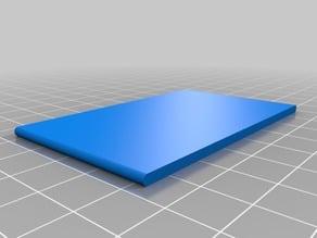 Adjustable Cardholder (63x88)