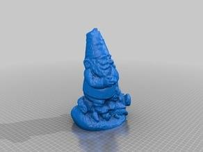 Smokin Gnome