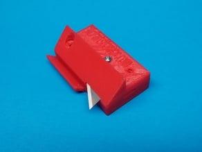 Foam Board 45 Degree Bevel Cutter (Uses a Utility Blade)