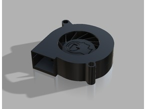 Geeetech Radial to Centrifugal Fan