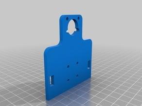 tevo tarantula aluminum parts lasercut for mgn12 and mgn15