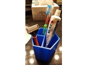 Tooth Brush Holder/Bathroom Caddy