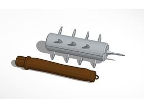 Spiked Club from Battlefield 1