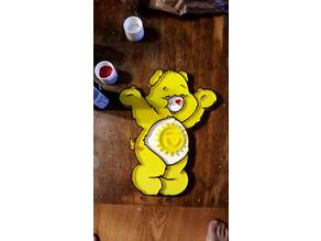 care bears sunshine bear