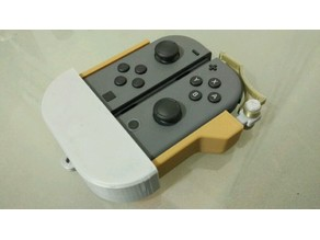 Sheikah Slate Accessibility Adapter
