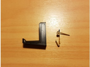 Wall Hook (Picture-frame Hanger Adapter)