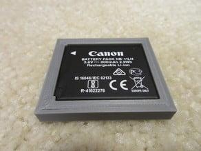 Camera Battery Holder