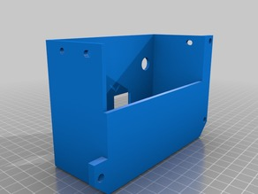 Power Supply Mount Case Hypercube modified V1.3
