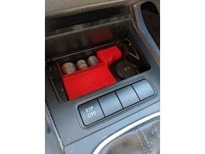 MK5 Volkswagen Jetta Front Console Coin Organizer/Dispenser