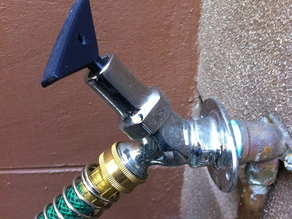 Key for Secure Outdoor Spigot