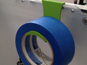 Blue tape holder for Ultimaker 2