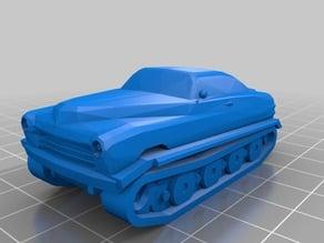 Tank Car - Gaslands