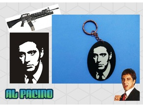 keychain Al Pacino