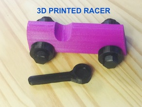 kids race car with removable wheels