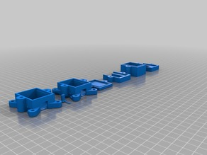 Wemos Mini Modular Case
