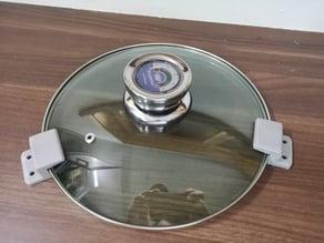 Variable pot lid holder / variabler Topfdeckel Halter