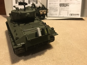 Jerry Can American WW2 (1/35 scale)